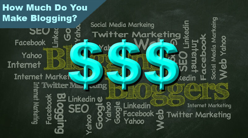 Make Money with Blogs