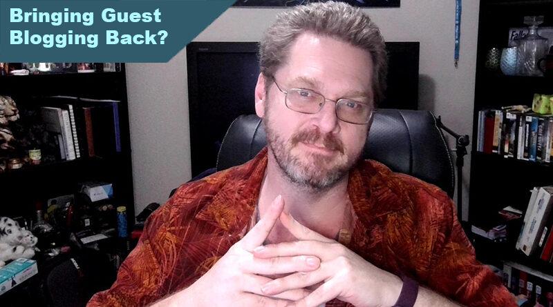Guest Blogging Potential